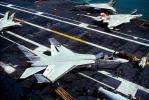 156640, 611, North American A-5 Vigilante, USS Enterprise (CVN-65)