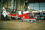 XW907, 48 Royal Navy, Aerospatiale SA341C Gazelle HT.2