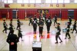 ROTC, Marching Band, cadets