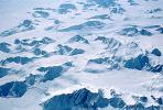Glaciers, Mountains, Terrain, Ice Cap, Greenland, NCGV01P06_06