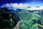 Island of Tahiti, Rain Forest, Mountains, NDPV01P06_02