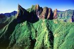 Island of Tahiti, Ragged Mountains, NDPV01P09_06