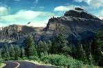 Mountain, Glacier National Park, NNMV01P08_03