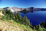 Wizard Island, Crater Lake National Park, water, NNOV02P11_15