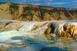 Minerva Hot Springs, Hot Spring, Geothermal Feature, activity, geochemically extreme conditions