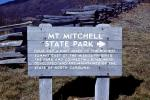 Mount Mitchell State Park, deciduous, forest, Black Mountains, Appalachian Mountains, NORV01P08_02