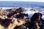 Cambria, Shoreline, Coast, Pacific Ocean
