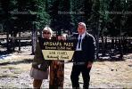 Apishapa Pass, San Isabel National Forest, 1950's, NSCV01P01_05
