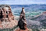 Hoodoo, geologic feature, mesa, spire