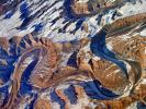 Frozen Landscape, River, meander, Fractal Landscape, Patterns