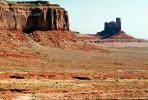 Monument Valley, butte