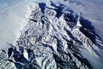 frozen landscape, snow, ice, cold, Mountains, Fractal Patterns, NSUV06P15_15