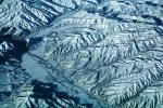frozen landscape, snow, ice, cold, Mountains, Fractal Patterns, NSUV07P01_15