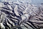 Mountain, frozen landscape, snow, ice, cold, Fractal Patterns, NSUV07P01_19