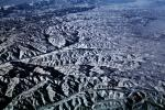 Mountain, frozen landscape, snow, ice, cold, Fractal Patterns, NSUV07P02_04