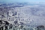 Mountain, frozen landscape, snow, ice, cold, Fractal Patterns, NSUV07P02_05