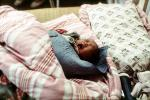 Newborn Baby, Big Yawn, China Hospital, newborn, PABV01P01_16