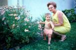 mom, daughter, 1960's, PBTV05P03_10