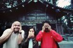 Hear-no-Evil, Speak-no-Evil, See-no-Evil, Nikko, Japan, PCFV01P02_03