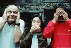 Hear-no-Evil, Speak-no-Evil, See-no-Evil, Nikko, Japan, PCFV01P02_03B