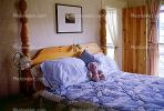 Teddy Bear, Pillows, Blanket, PDBV01P02_10