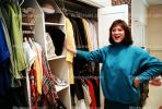 Closet, Woman, Clothes, PDBV01P04_03