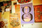 1968, Boys bedroom, 1960's, San Diego, California, Loma Portal, My Room, Posters, psyscape