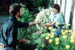 Couple working in the garden, Woman, Man, PDGV01P01_13