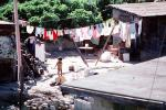 Clothes line, corde a linge, sunny day, Tijuana, Baja California, Washingline, PDLV01P01_10