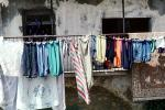 Drying Line, Clothes Line, Washingline, PDLV01P04_03