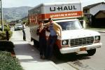 Ford Truck, U-Haul Moving Van, 1970s, PDMV01P02_14