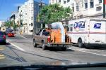 mail delivery van, Castro District, PDMV01P05_01