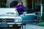 Cell Phone, Woman, Car, PDPV01P03_13