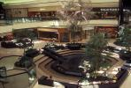 Mall Center Court, Trees, Two Levels, Mall