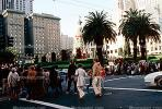 Union Square, shoppers, downtown, downtown-SF, PDSV02P02_06