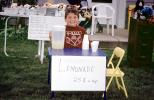 Lemonade Stand, smiling boy, PDVV02P04_13