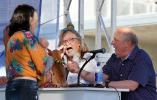 Judges, Judging Table, World's Ugliest Dog Contest, Sonoma-Marin Fair, 21/06/2019, PFFD02_077