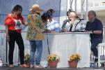 Judges, Judging Table, World's Ugliest Dog Contest, Sonoma-Marin Fair, 21/06/2019, PFFD02_079