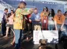 1st Place Dog, Check, Trophy, World's Ugliest Dog Contest, Sonoma-Marin Fair, 21/06/2019
