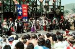 Queens Procession, theater, play, Renaissance Faire