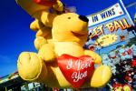 I love you, Teddy Bear, Marin County Fair, California, PFFV04P10_16