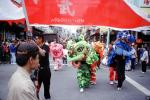 Grant Street, Chinatown, Dragon, September 2002, PFFV05P10_19
