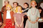 Necklace, Dress, Boy, Boys in Drag, 1950s