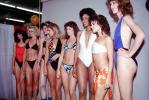 Bathing Beauties Lined up for competition, Pageant, PFMV01P04_03