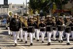 USMC, Marching Band, Brass Instruments, Suits, Hats, Uniforms, Music, PFPD01_186