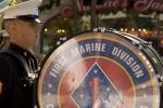 USMC, Marching Band, Bass Drum, Suits, Hats, Uniforms, Music, PFPD01_190