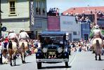 Classic Car, Point Reyes Station, July 4th Parade, automobile, vehicles, Marin County, PFPV01P01_07