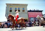 Point Reyes Station, July 4th Parade, Marin County, PFPV01P01_11