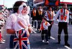 Baby, Toddler, Flag, Bonnet, PFPV02P10_13