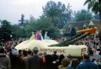 City of Hawthorne, Flying Wing, Rose Parade, 1950, 1950s